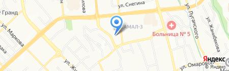 Aviata на карте Алматы