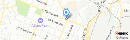 League of Gentlemen на карте Алматы