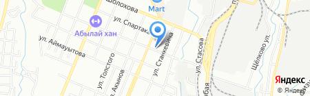 S-Di на карте Алматы