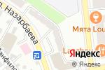 Схема проезда до компании Globus Forward Logistics в Алматы