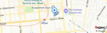 Nedelka на карте Алматы