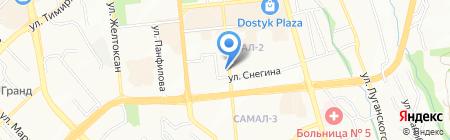 Sadmol Kazakhstan на карте Алматы