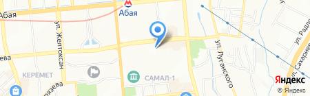 GEKKO на карте Алматы