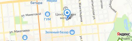 Без проблем на карте Алматы