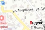 Схема проезда до компании Esther TS в Алматы