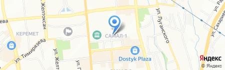 IFORCE на карте Алматы