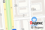 Схема проезда до компании Ваш милый доктор в Алматы