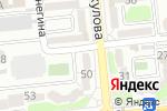 Схема проезда до компании Interteach Medical Assistance в Алматы