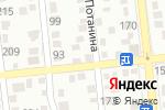 Схема проезда до компании Fayton в Алматы