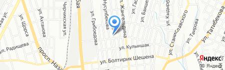 Artifex Group на карте Алматы