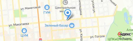 Degirmen на карте Алматы