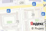 Схема проезда до компании SILK ROAD KAZAKHSTAN+ в Алматы