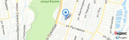 Openair-Logistics на карте Алматы