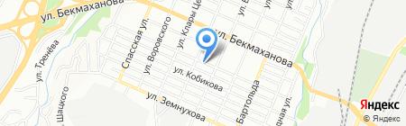 LD SERVICE на карте Алматы