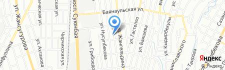Нефтегазприбор-ЮС на карте Алматы