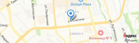 Velardi на карте Алматы