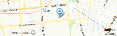 Yummy на карте Алматы