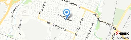 Березка продуктовый магазин на карте Алматы
