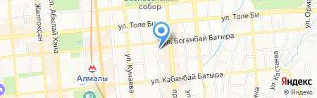 Vip-Program на карте Алматы