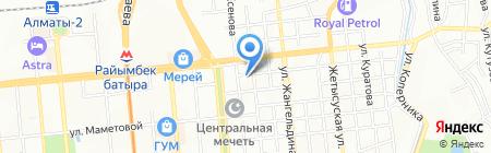 Nail Design на карте Алматы