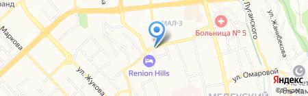 СОЛО ЛТД на карте Алматы