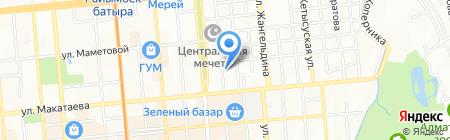 У Тамусы на карте Алматы