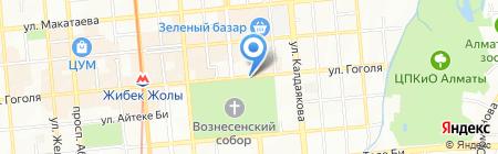 Boutique Flowers 365 на карте Алматы