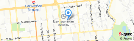Luck Life на карте Алматы
