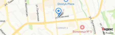 B.Boogzzz joy club на карте Алматы
