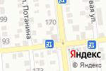 Схема проезда до компании Стекляшка в Алматы