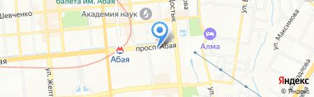 K-Store на карте Алматы