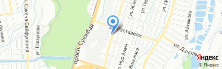 Relax на карте Алматы