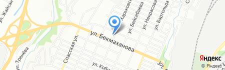 Bashlak Trans Express Almaty на карте Алматы