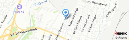 Все для дома на карте Алматы
