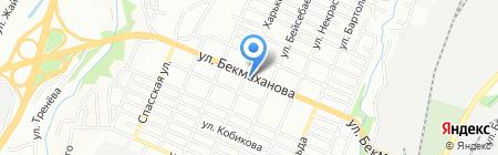 RIKSOS на карте Алматы