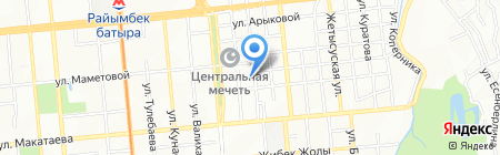 Dream Way на карте Алматы