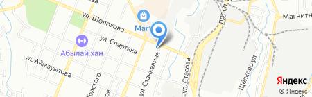 Мария-Style на карте Алматы