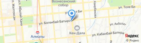 SortiS на карте Алматы