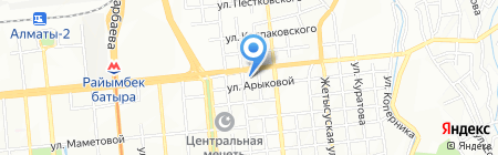 Fast Time Group на карте Алматы