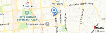 Dentex на карте Алматы