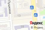 Схема проезда до компании Vera в Алматы