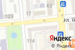 Схема проезда до компании New Bisquit в Алматы
