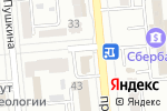 Схема проезда до компании Народный Банк Казахстана в Алматы