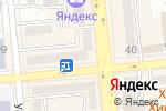 Схема проезда до компании DAR в Алматы