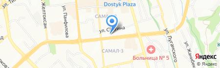 ARS Finance на карте Алматы