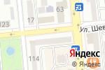 Схема проезда до компании PUNTO в Алматы