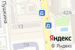Схема проезда до компании Art Room в Алматы