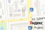 Схема проезда до компании ELTC в Алматы