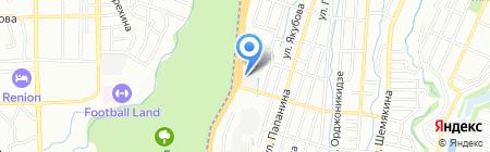 PROSTOGARAGE на карте Алматы