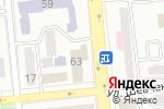 Схема проезда до компании RUMI в Алматы